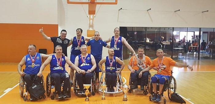 Novi uspjeh KKOI Zadar – osvojen hrvatski kup