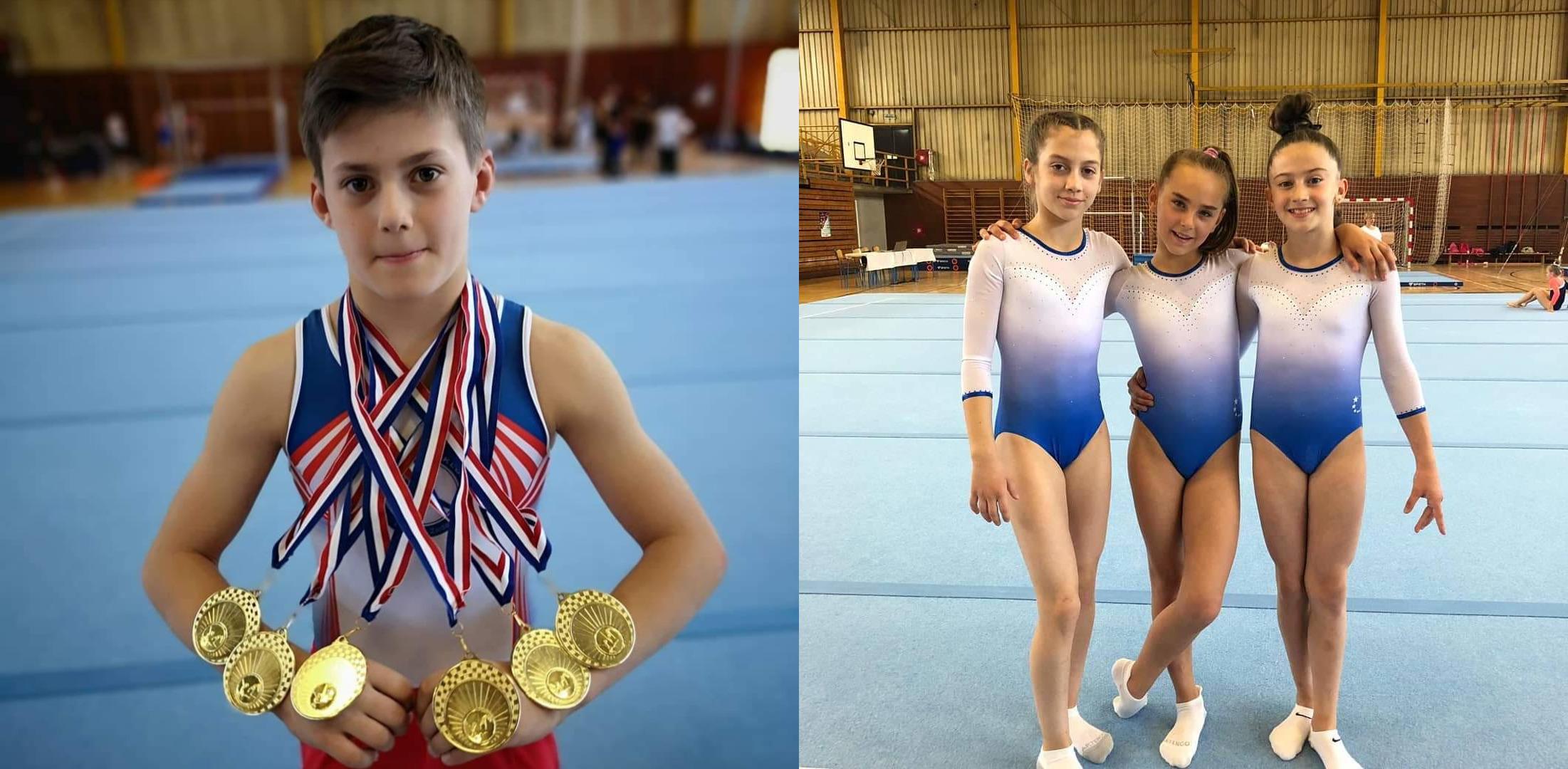 PH u gimnastici: 16 medalja GK Salto