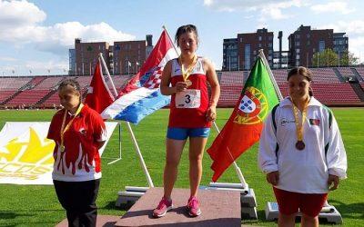 Lucija Mijolović europska prvakinja na 1.500 metara, srebro Ivice Vidulića