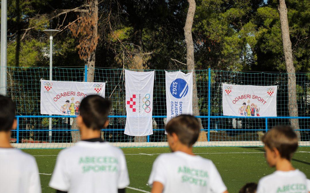 Fotogalerija: Hrvatski olimpijski dan
