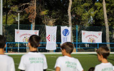 Obilježavanje Hrvatskog olimpijskog dana na Višnjiku