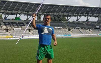 Izvrsni Vlado Gašpar slavio na Zagreb openu i dva puta popravio vlastiti rekord u bacanju koplja