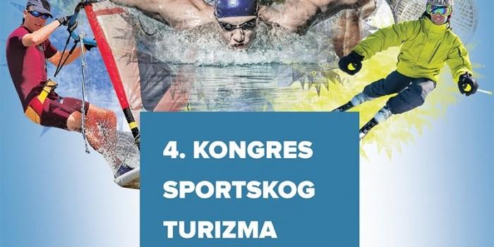 4. kongres sportskog turizma održat će se 10. i 11. listopada 2019. godine u Zadru u SC Višnjik.