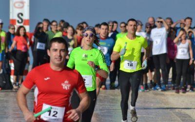 5. humanitarna atletska utrka štafeta 4×1000
