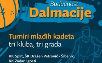 """Pretkadeti KK Zadar najbolji na prvom turniru """"Budućnost Dalmacije"""" na Gripama"""