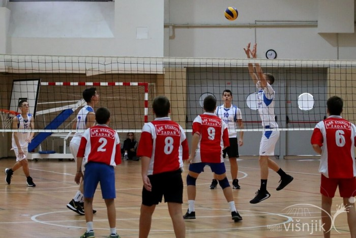 Gradsko odbojkaško prvenstvo za osnovnoškolce na Višnjiku