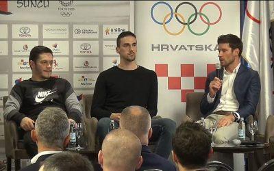 "Šime Fantela na kongresu trenera ""Od talenta do olimpijca"""