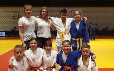 Dva zlata, tri srebra i pet bronci Judo kluba Zadar
