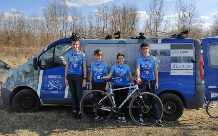 Odlični rezultati Biciklističkog kluba Zadar na državnom prvenstvu