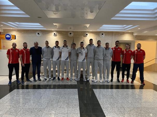 Hrvatska muška odbojkaška reprezentacija okupila se u Zadru