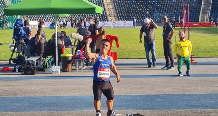 Veliki uspjeh na Europskom prvenstvu: Vladimir Gašpar srebrni