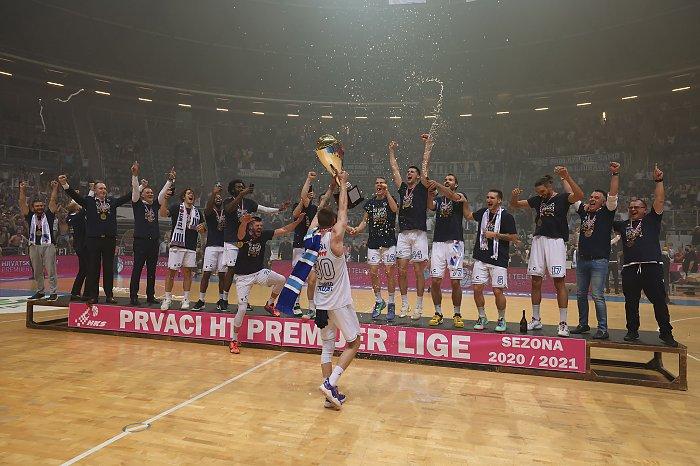 Zadar vratio naslov prvaka nakon 13 godina