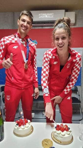 VIDEO: Mateu i Tonija dočekalo iznenađenje u olimpijskom selu, snimili i poruku navijačima