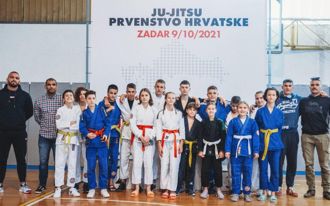JU JITSU PRVENSTVO HRVATSKE