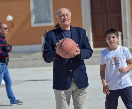 Preminuo Đorđo Zdrilić s kojim je KK Zadar dva puta bio prvak Jugoslavije
